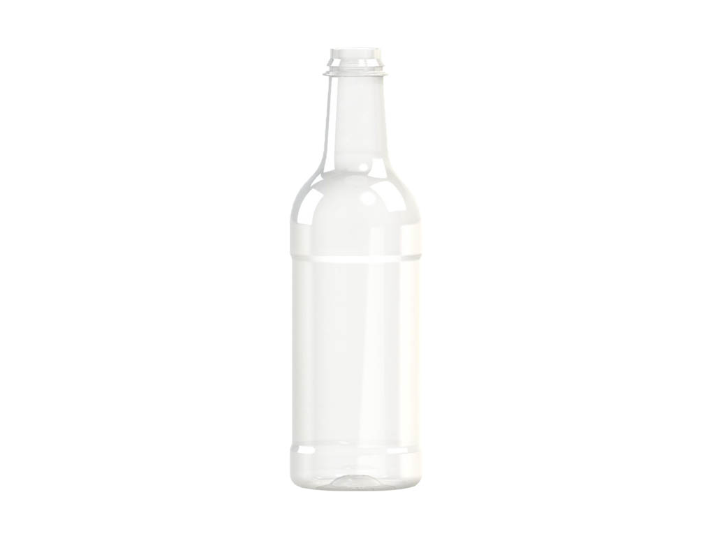 Envase PET 200ml Molhos 18.3 transparente