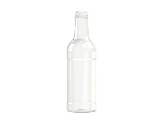 Envase PET 200ml Molhos 18.2 transparente