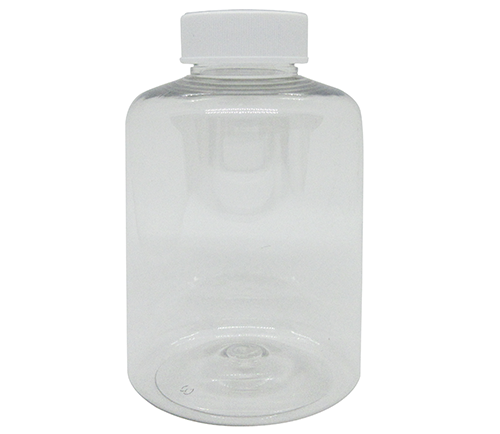 Pildorero de PET 500ml
